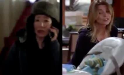 Grey's Anatomy Sneak Peeks: Split-Screen Action!