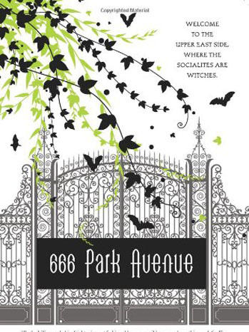 666 Park Ave. Book