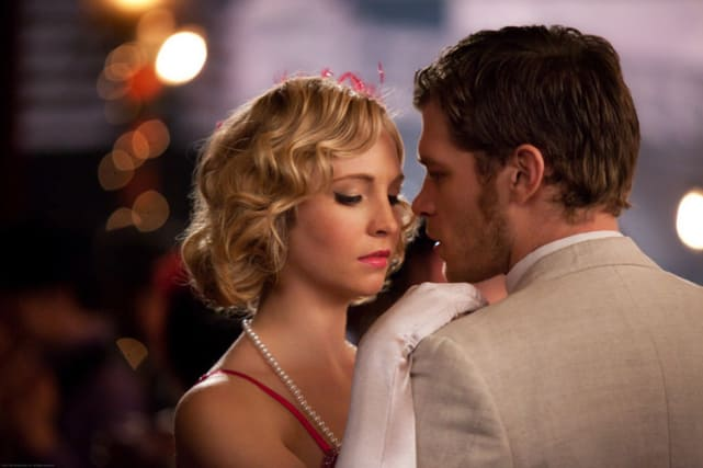 Klaus & Caroline (The Vampire Diaries)
