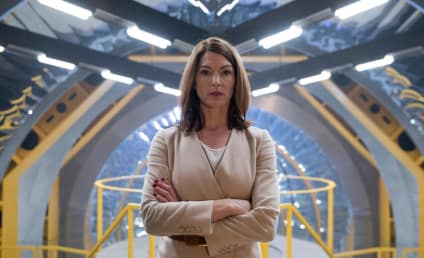 Heroes Reborn Season 1 Episode 12 Review: Company Woman