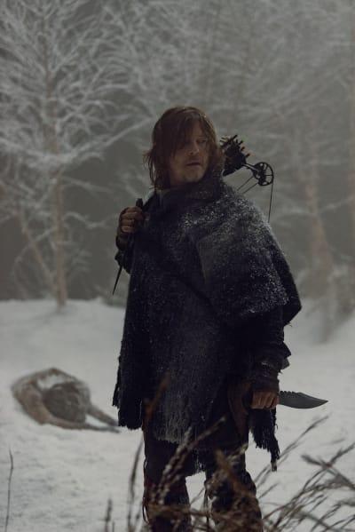 Eye For An Eye - The Walking Dead Season 9 Episode 16