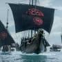The Targaryen Fleet - Game of Thrones Season 8 Episode 4