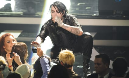 Marilyn Manson to Guest Star on Californication