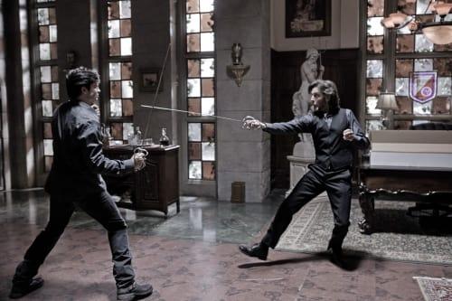Clash of the Swords