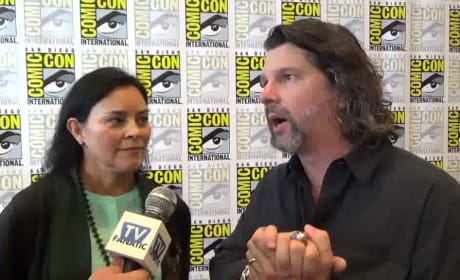 Ronald Moore and Diana Gabaldon Interview