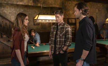 Supernatural Season 15 Episode 11 Review: The Gamblers