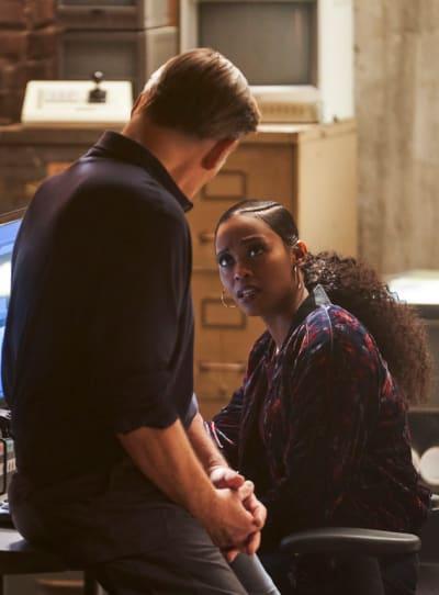 What Happened To Grace? - Tall - Black Lightning Season 2 Episode 13