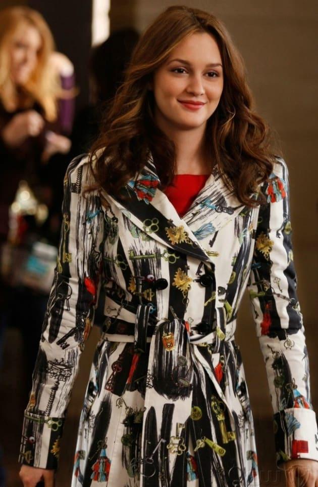 Blair Waldorf Fashion Sense
