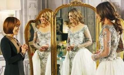 Castle Review: I HATE the Dress!