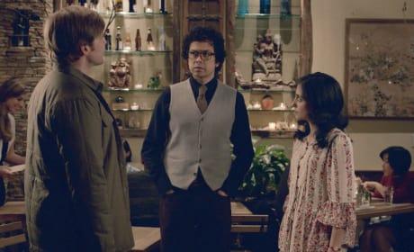 Couples Therapy - Madam Secretary Season 4 Episode 18