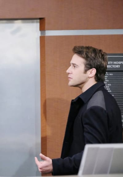Protecting The Woman He Loves - Days of Our Lives