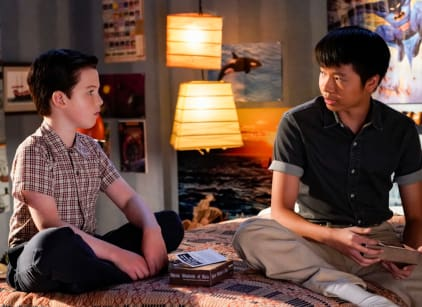 Watch Young Sheldon Season 2 Episode 4 Online