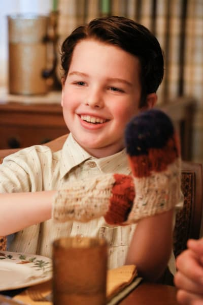 Making a Friend - Young Sheldon