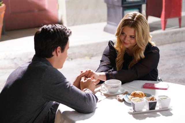 Put A Ring On It  - Pretty Little Liars Season 6 Episode 17