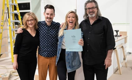 Lizzie McGuire Revival Casts 3 Original Stars: First Photo