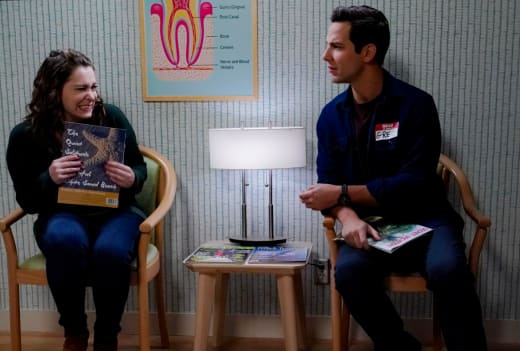 Rebecca and Josh Together - Crazy Ex-Girlfriend Season 4 Episode 8