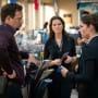 Maggie, Jubal, Dana - FBI Season 1 Episode 4