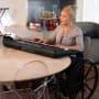 Juliette Playing Piano - Nashville Season 5 Episode 3