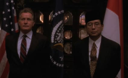 The West Wing Season 1 Episode 7 Review: The State Dinner