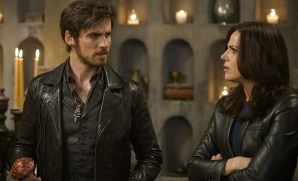 Once Upon a Time: Killian Jones was a Walmart Version of Regina Mills