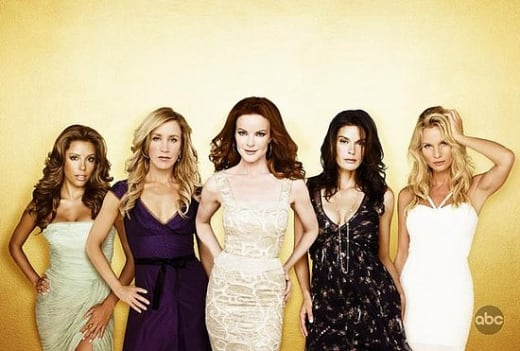 The Ladies of Wisteria Lane