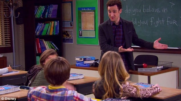 Modern Classroom Teacher ~ Fictional tv schools that totally rule page