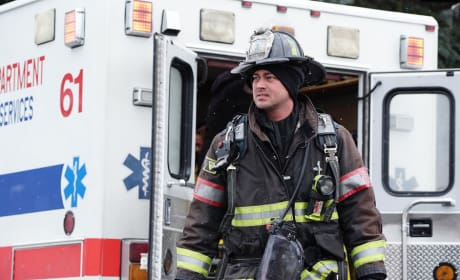 Severide - Chicago Fire Season 4 Episode 14