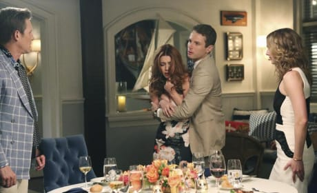 Brother and Sister - Revenge Season 4 Episode 12