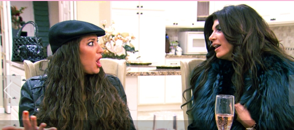 Oh No He Didn't! - The Real Housewives of New Jersey Season 6 Episode 7