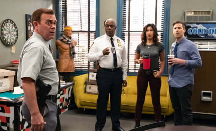 Brooklyn Nine-Nine Cops Season 7 Renewal at NBC
