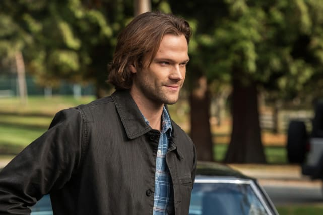 Wayward Sisters - Sam - Supernatural Season 13 Episode 10