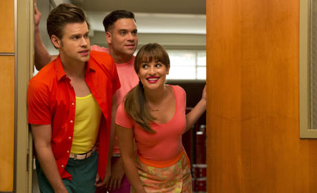 Homecoming on Glee