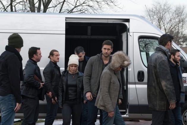 Destination Met - The Blacklist: Redemption Season 1 Episode 3