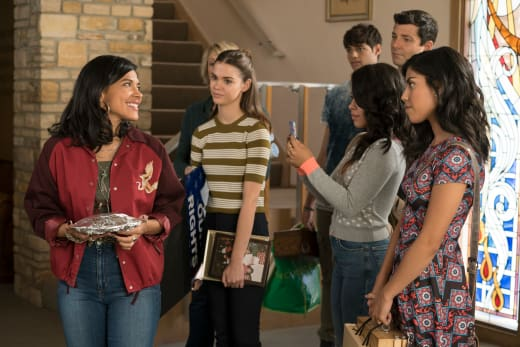 Not Alone - The Fosters Season 5 Episode 13