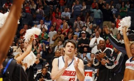Nathan Scott: Charlotte Bobcats Star?