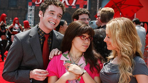 Marc and Amanda with Betty