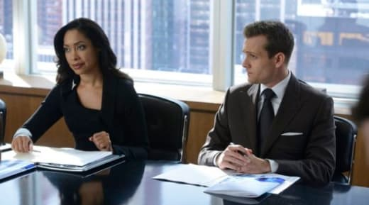 The Suits Boardroom