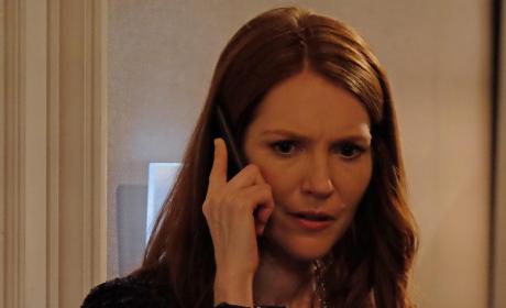 Abby Calling the Shots - Scandal Season 6 Episode 8