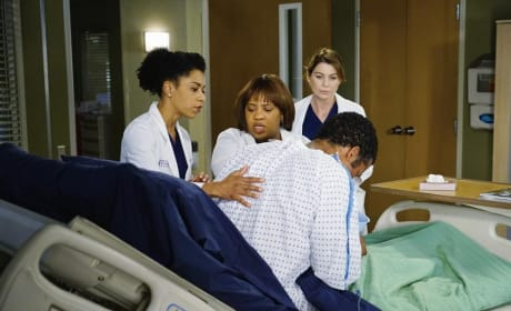 Caring for a Patient - Grey's Anatomy