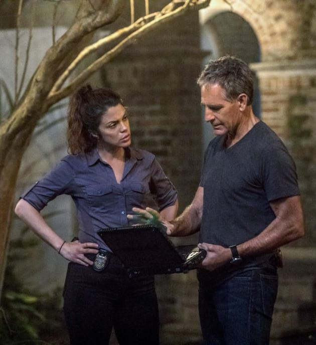 The Percy Situation - NCIS: New Orleans Season 4 Episode 18