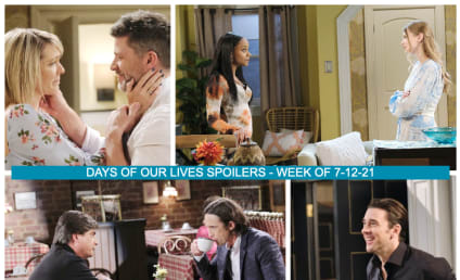 Days of Our Lives Spoilers Week of 7-12-21: Nicole Gets a Romantic Surprise!