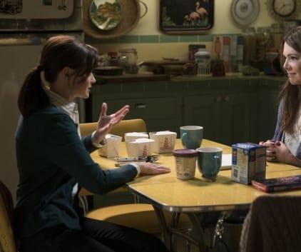 In the Kitchen - Gilmore Girls