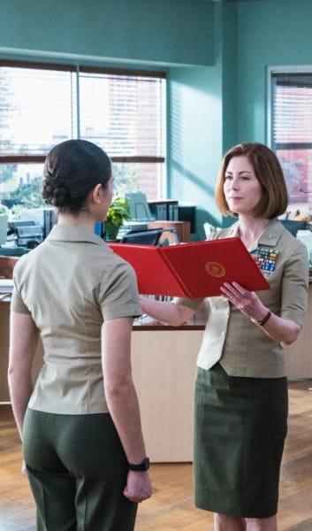 Bronze Star - The Code Season 1 Episode 8