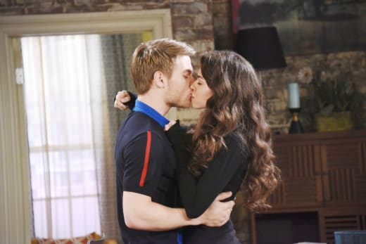 Reunited for the Moment - Days of Our Lives