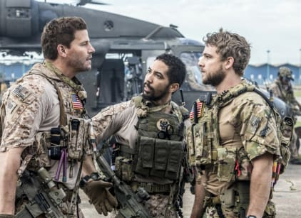 Watch SEAL Team Season 1 Episode 1 Online