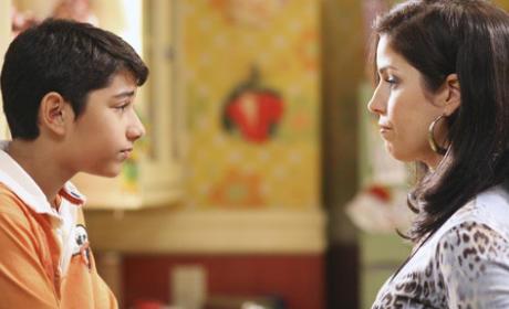 Hilda Talks to Justin