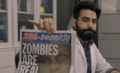 Zombie tabloid
