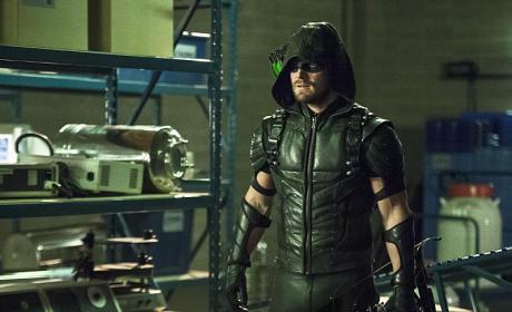 Oliver - Arrow Season 4 Episode 6