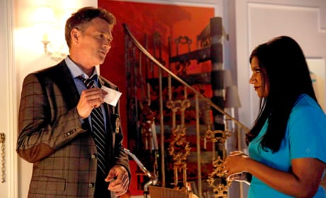 Tim Daly on The Mindy Project