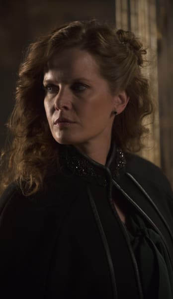 Zelena Is Scared - Once Upon a Time Season 7 Episode 11